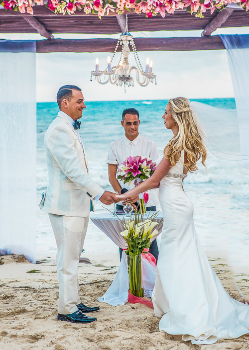 how to cope if people kinda hate you for having a destination wedding