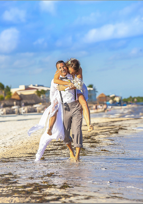 how will caribbean sargassum affect your beach wedding?