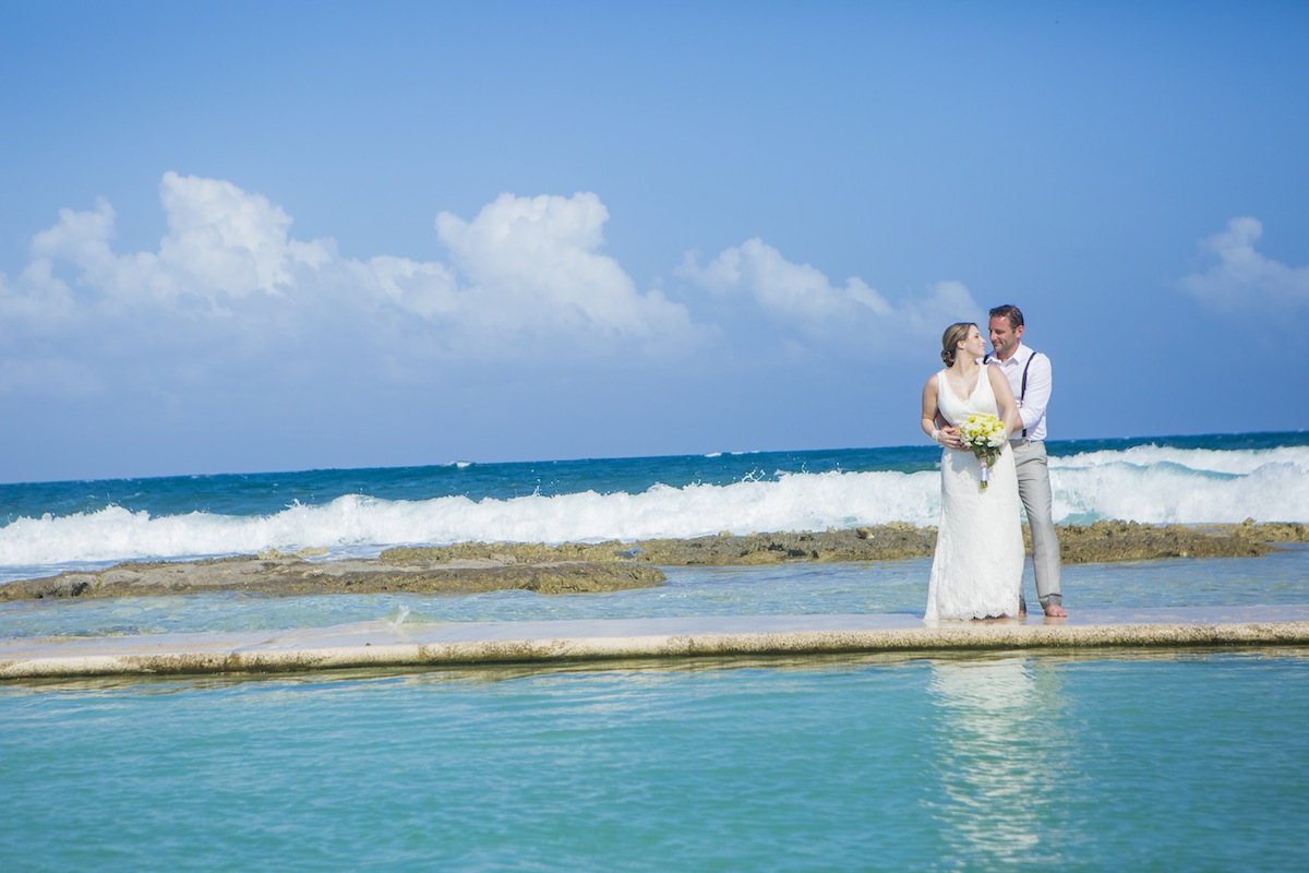 How to Get The Best Photographer For a Wedding in Mexico - Shanna & Graham - Grand Palladium