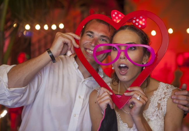 Photo booth header 650x450 - Wedding Photography Riviera Maya