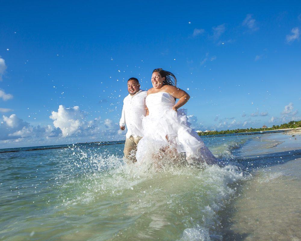 Trash the Dress Photographer Riviera Maya   Cancun   Playa del ...