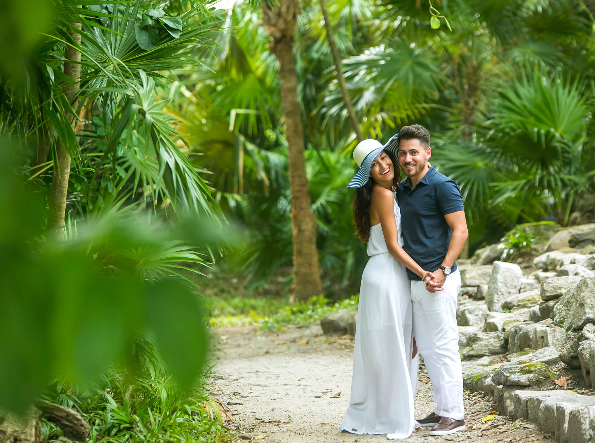 engagement location - Honeymoon Photography