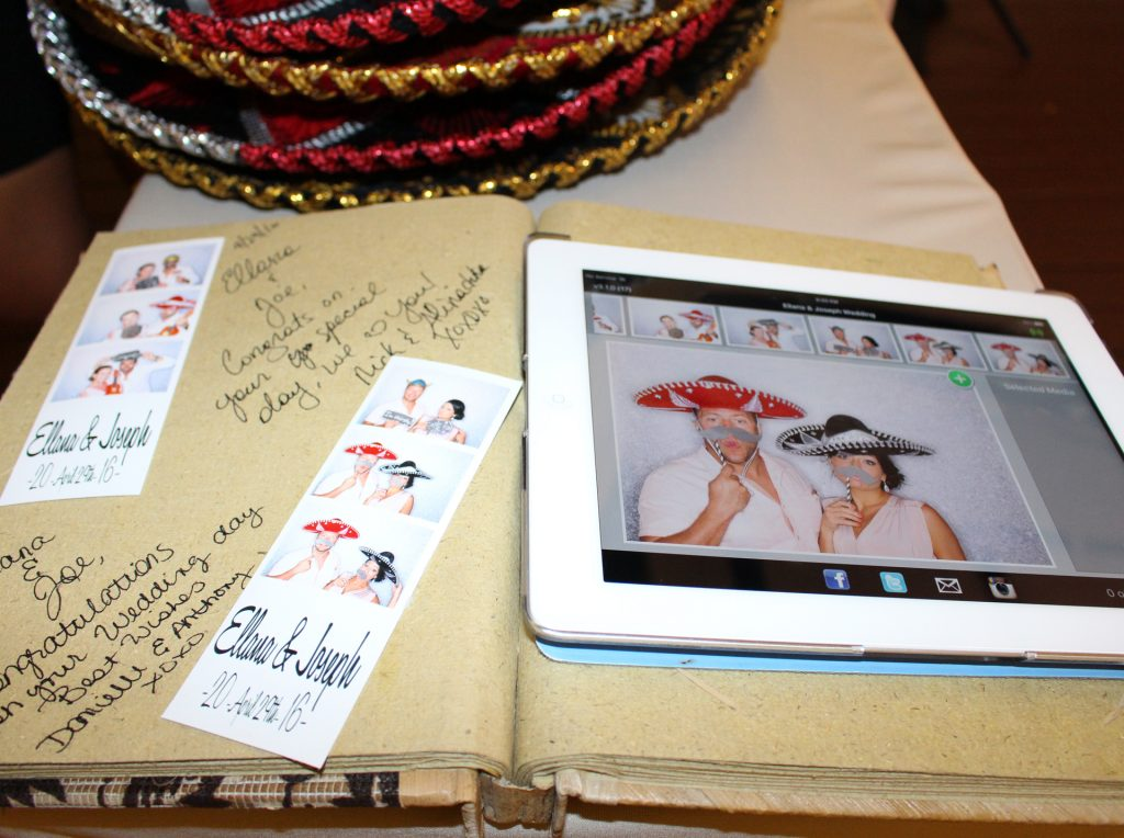 photobooth 03 1024x764 - 5 Reasons Why You Should Have An Unplugged Destination Wedding In Mexico