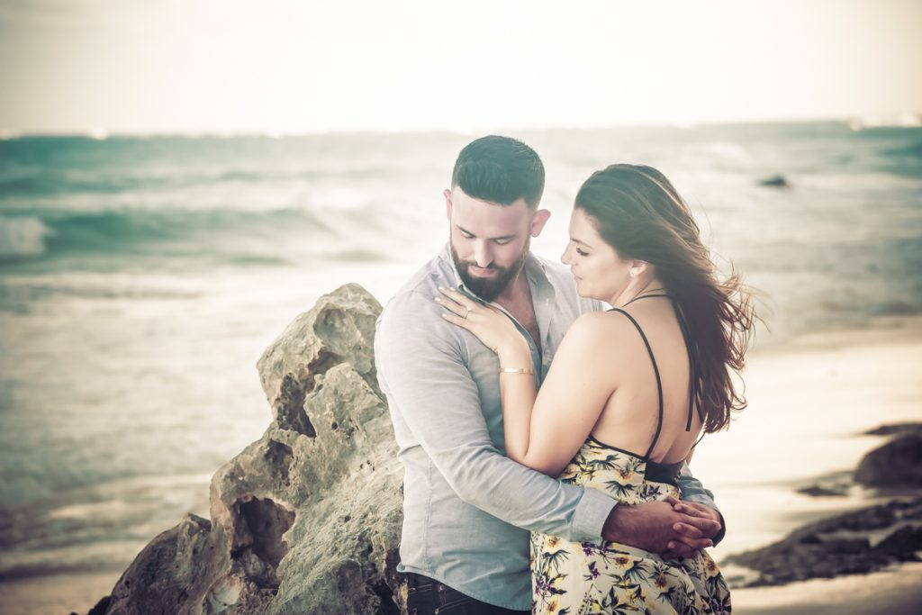 Adam Lindsay tulum beach proposal Azulik hotel maya spa 01 4 1024x683 - what you need to know about playa del carmen engagement photography