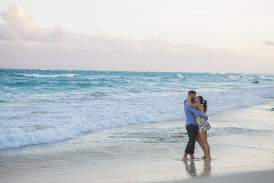 11 best beaches in cancun for your honeymoon photography