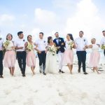 Akiin Beach Club Tulum Jot Amy Bridal Party 3 150x150 - Just Married