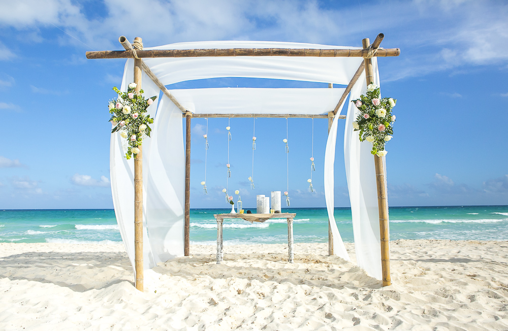 3 best destination wedding venues in riviera maya for Popular destination wedding locations