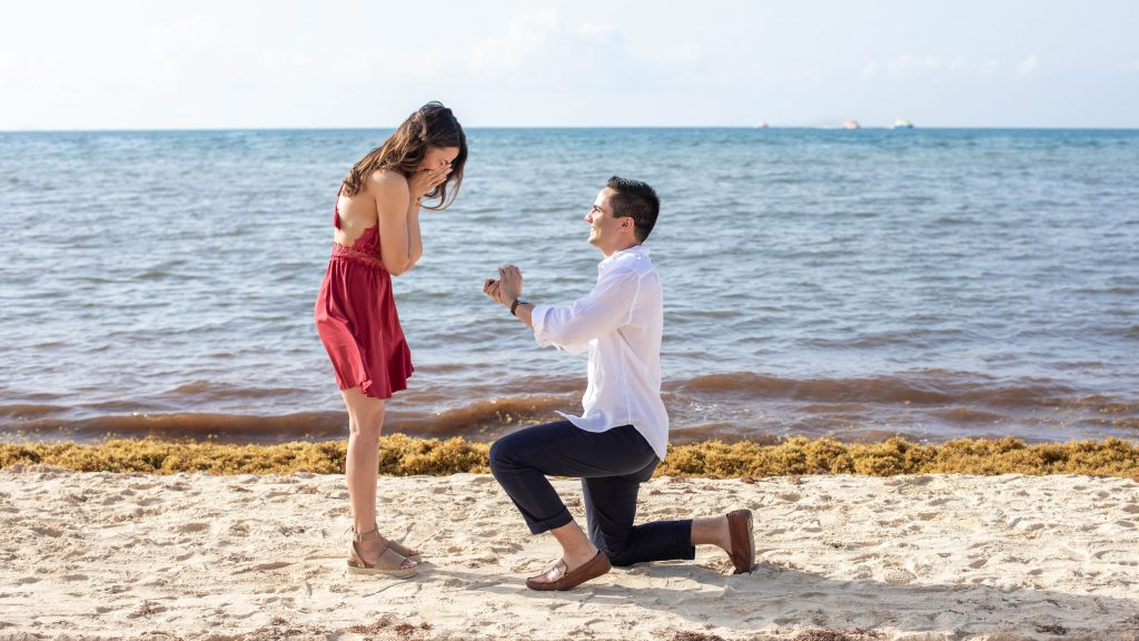 Carlos Amanada Playa del Carmen Engagement 2 1024x576 - What You Need To Know About Playa Del Carmen Engagement Photography