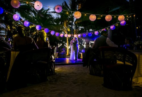 Ceremony Reception 4 500x340 - Tara & Pablo - Xcaret Eco Park