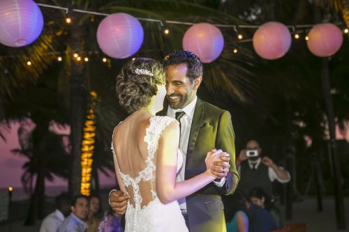 Ceremony Reception 8 500x333 - Tara & Pablo - Xcaret Eco Park