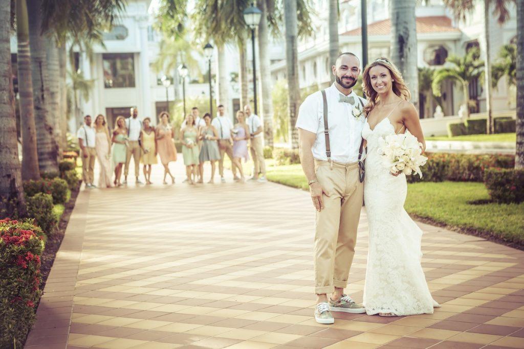 Claire Adam Riu Palace Riviera Maya Wedding