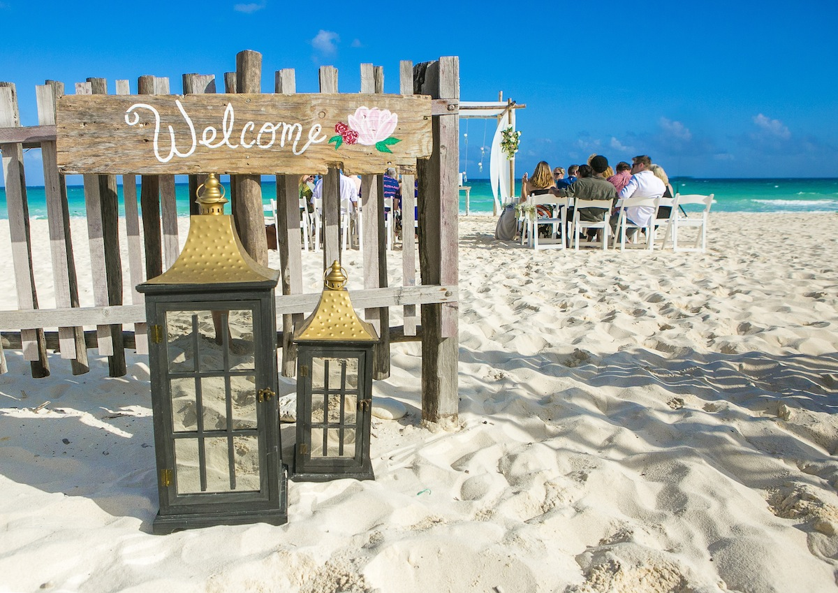 Is A Wedding Photographer Included In Most Isla Mujeres Wedding Packages?