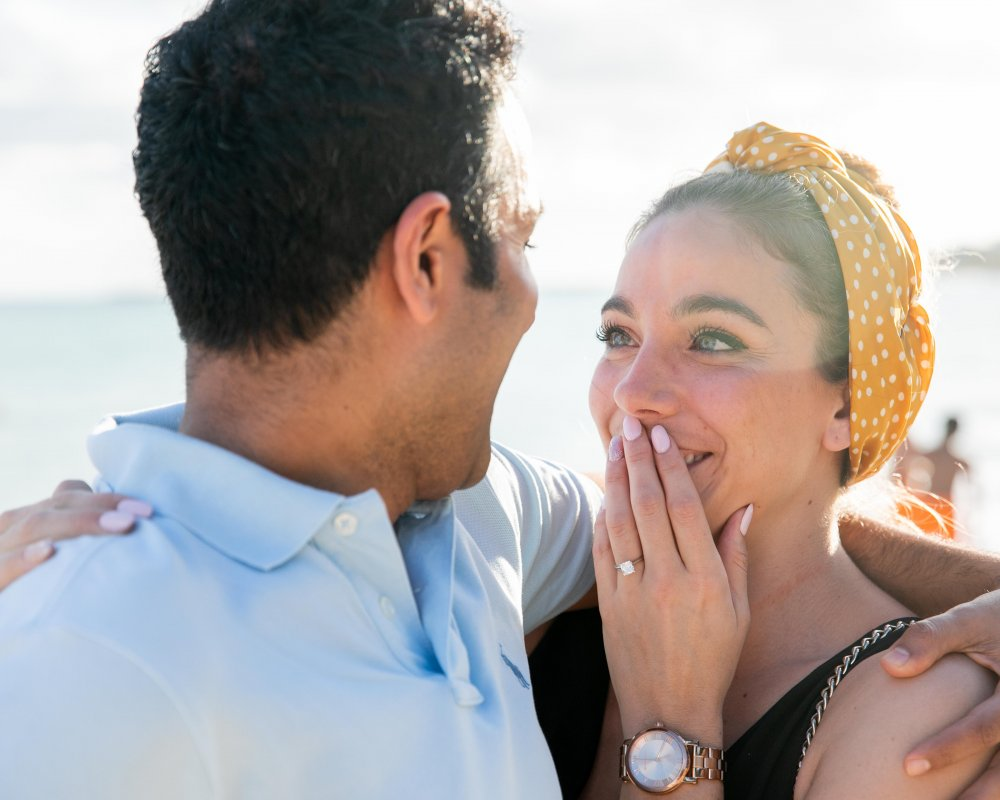 Neeraj Playa del Carmen Proposal 4 1000x800 - Engagement