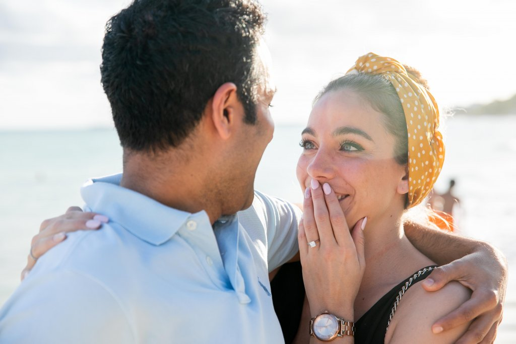 Neeraj Playa del Carmen Proposal 4 1024x683 - What You Need To Know About Playa Del Carmen Engagement Photography