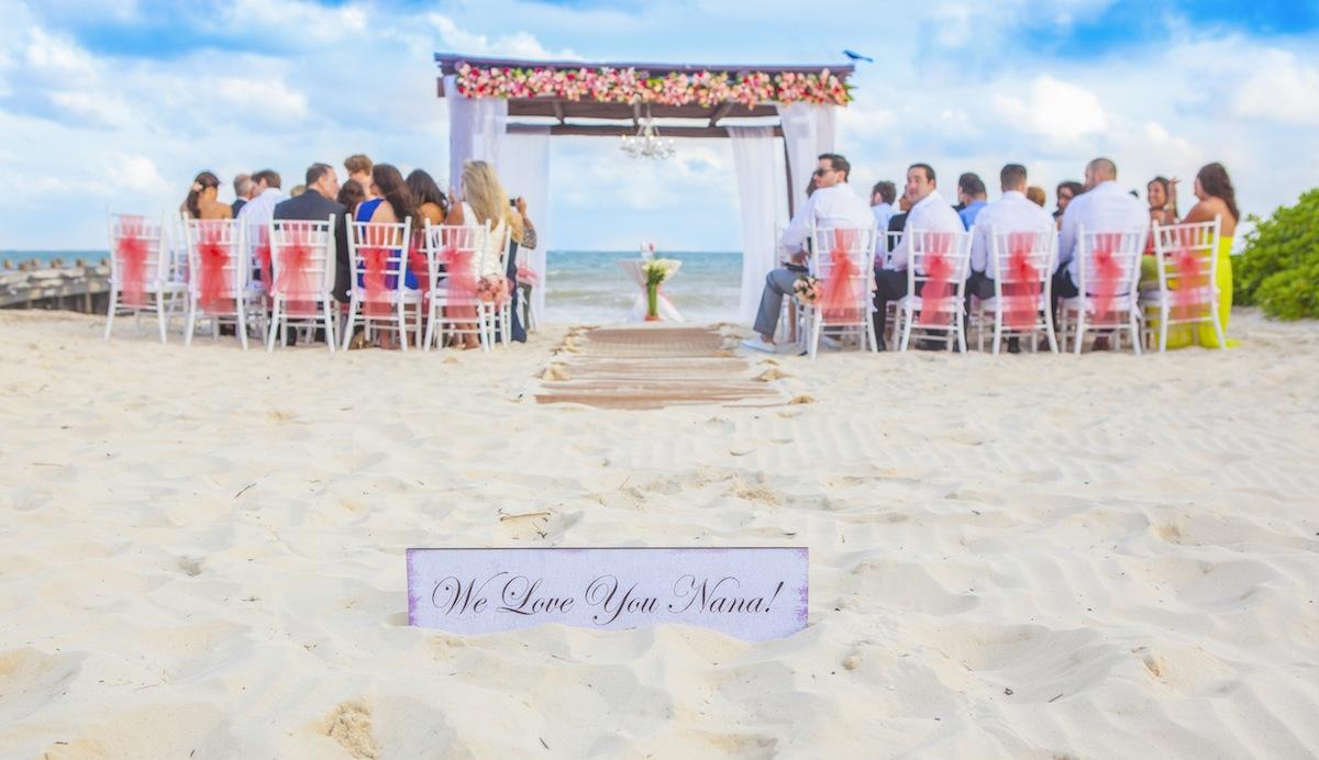 Hate destination wedding