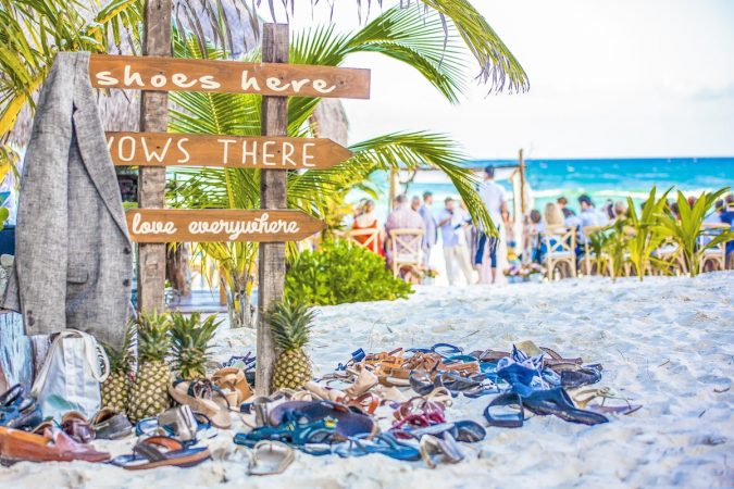 12 super fun welcome bag ideas for your riviera maya destination wedding