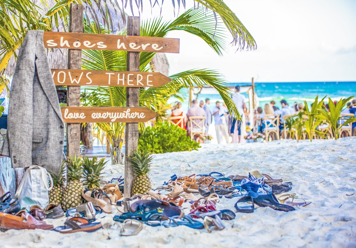 12 super fun welcome bag ideas for your riviera maya destination wedding