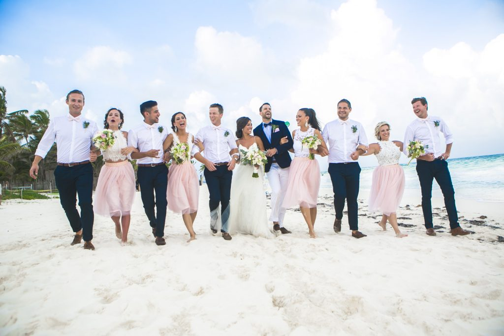 Jot and Amy Akiin Beach Club Tulum 16 1024x683 - 5 Reasons Why You Should Consider An Ak'iin Beach Club Wedding In Tulum