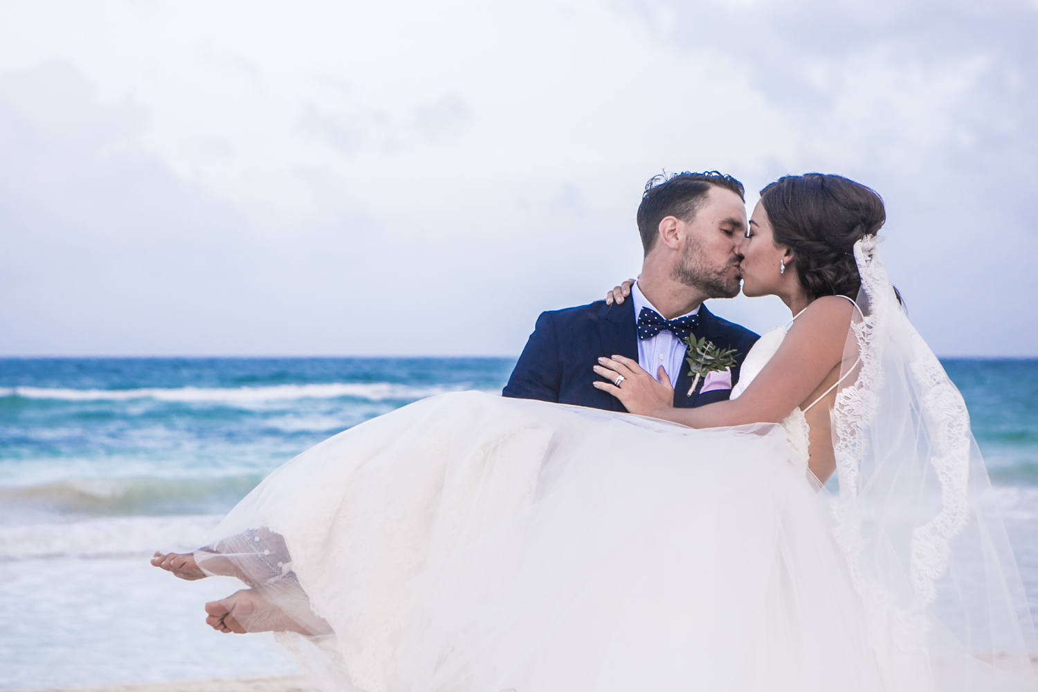 jot & amy – ak'iin beach club, tulum, mexico