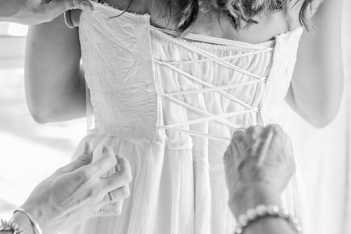 why do brides wear white wedding dresses- top wedding traditions & superstitions explained