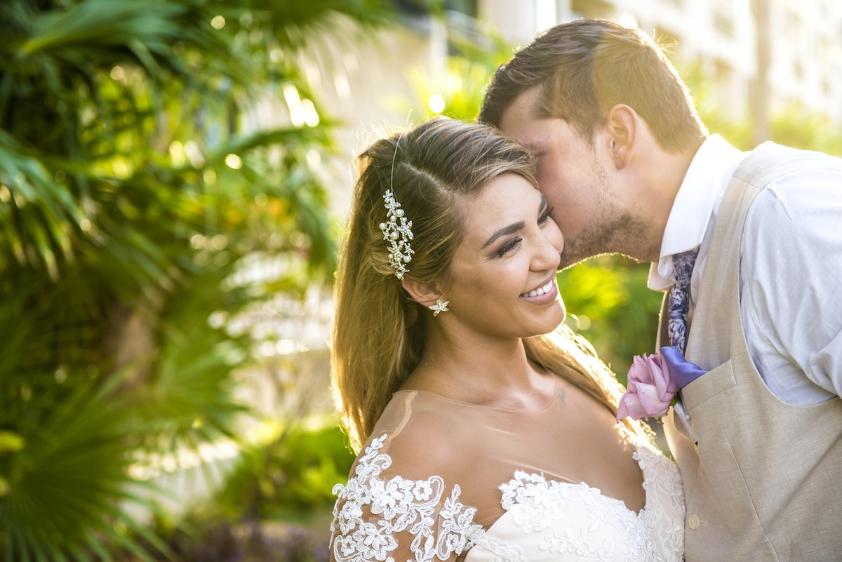 amy & samuel – dreams riviera cancun resort & spa