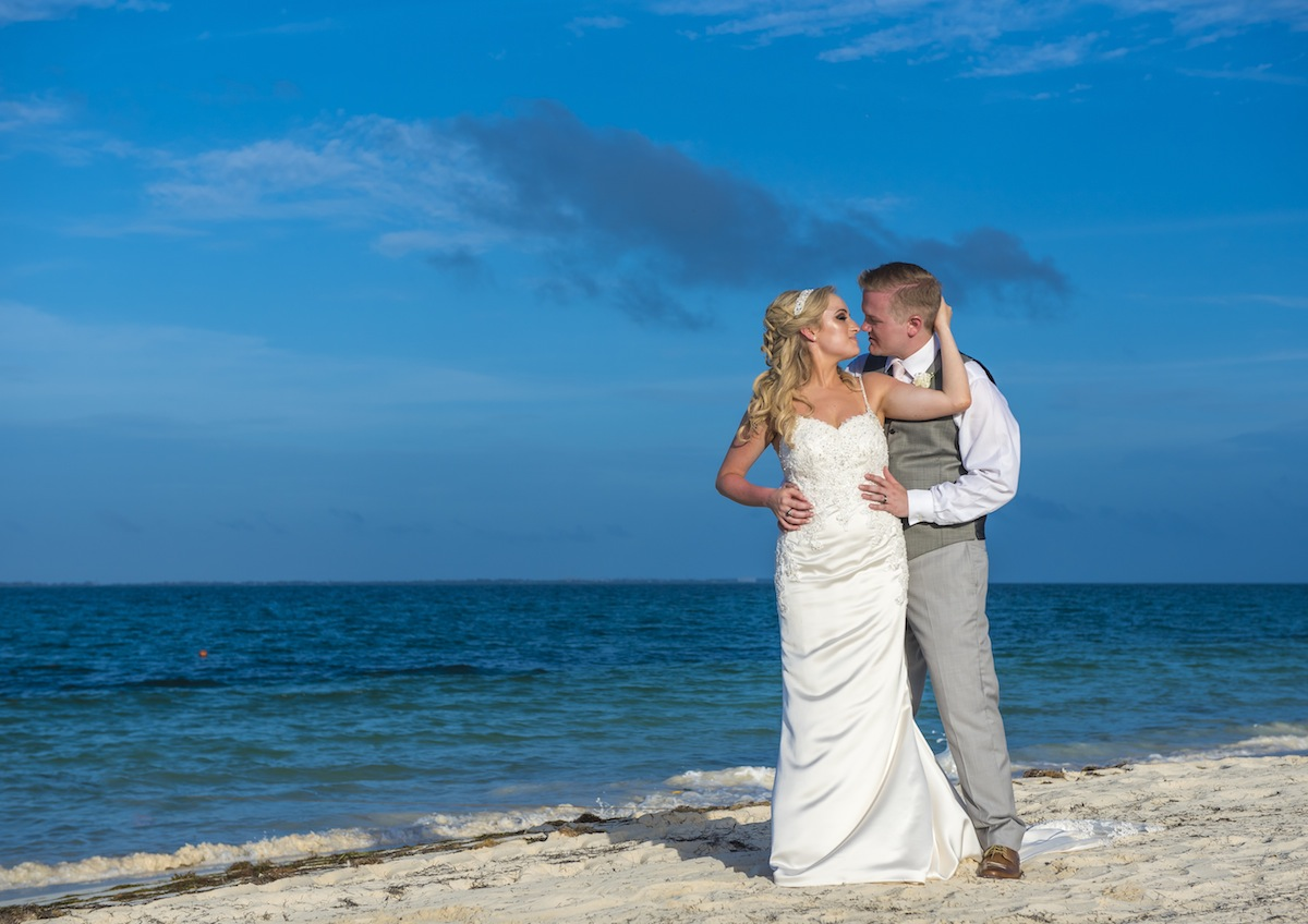 erika & spencer – secrets playa mujeres golf resort & spa