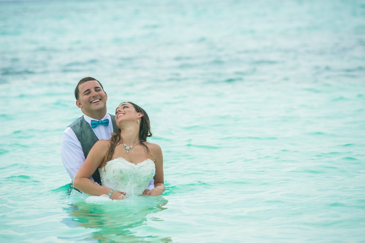 Stefaine Cory Secrets Akumal Riviera Maya 32 - Stefanie & Cory - Secrets Akumal