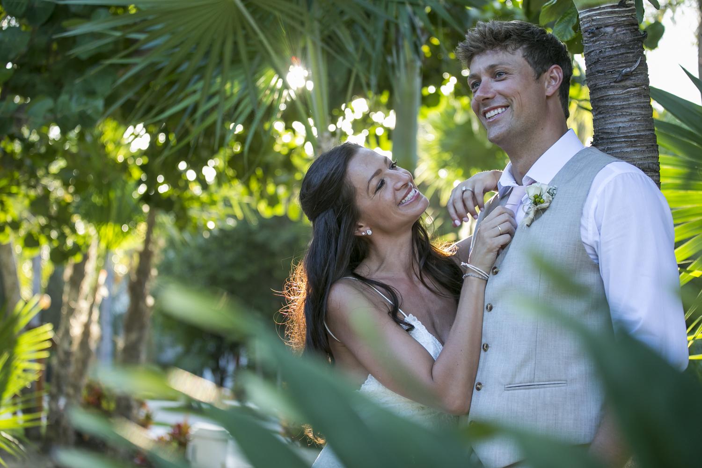 melissa & brian – valentin imperial maya resort