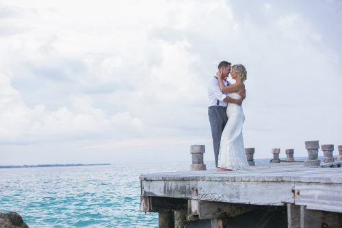 Michelle Brandon beach wedding riu cancun 01 10 500x333 - Michelle & Brandon - Riu Cancun