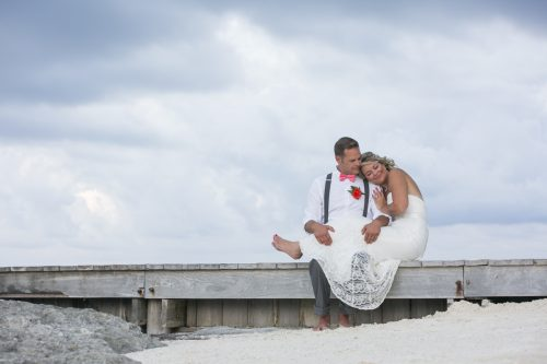 Michelle Brandon beach wedding riu cancun 01 11 500x333 - Michelle & Brandon - Riu Cancun