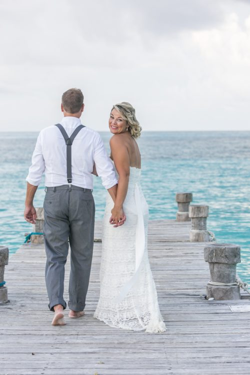 Michelle Brandon beach wedding riu cancun 01 4 1 500x750 - Michelle & Brandon - Riu Cancun