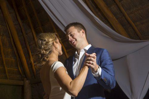 Amber Brenden beach wedding FInest Mujeres Cancun 01 12 500x333 - Amber & Brendan - Finest Playa Mujeres