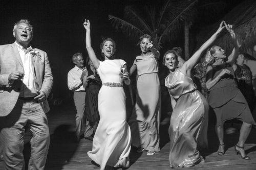 Amber Brenden beach wedding FInest Mujeres Cancun 01 14 500x333 - Amber & Brendan - Finest Playa Mujeres