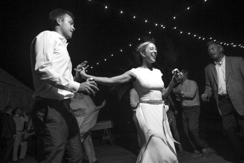 Amber Brenden beach wedding FInest Mujeres Cancun 01 15 500x333 - Amber & Brendan - Finest Playa Mujeres