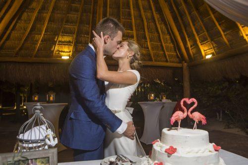 Amber Brenden beach wedding FInest Mujeres Cancun 01 16 500x333 - Amber & Brendan - Finest Playa Mujeres