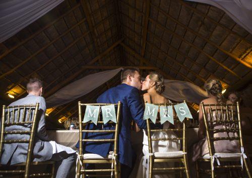 Amber Brenden beach wedding FInest Mujeres Cancun 01 17 500x352 - Amber & Brendan - Finest Playa Mujeres