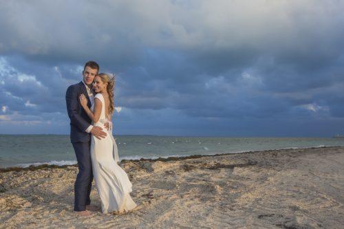 Amber Brenden beach wedding Finest Mujeres Cancun 01 11 500x333 - Amber & Brendan - Finest Playa Mujeres