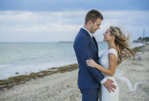 Amber Brenden beach wedding Finest Mujeres Cancun 01 8 500x338 - Amber & Brendan - Finest Playa Mujeres