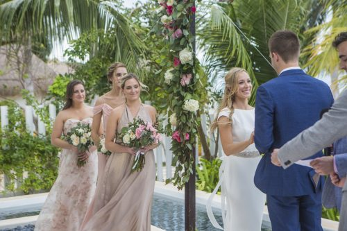 Amber Brendon beach wedding Finest Mujeres Cancun 03 11 500x333 - Amber & Brendan - Finest Playa Mujeres