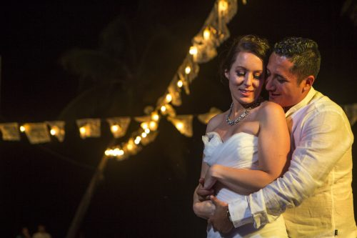 Amber Mauricio beach Wedding Grand Coral Playa del Carmen 06 8 500x333 - Amber & Mauricio - Grand Coral Beach Club