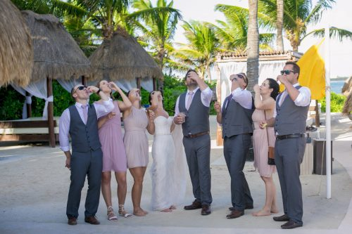 Katelyn Andrew beach wedding Grand Palladium riviera maya 01 16 500x333 - Katelyn & Andrew - Grand Palladium Resort