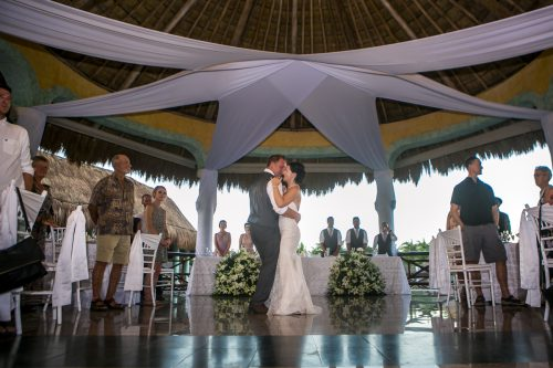 Katelyn Andrew beach wedding Grand Palladium riviera maya 01 19 500x333 - Katelyn & Andrew - Grand Palladium Resort
