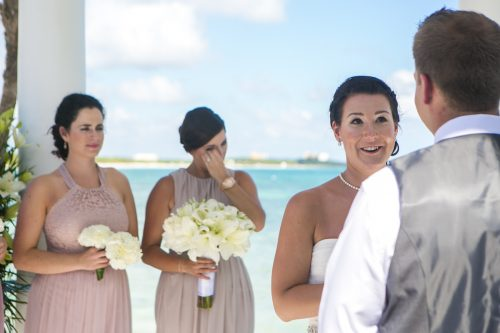 Katelyn Andrew beach wedding Grand Palladium riviera maya 02 500x333 - Katelyn & Andrew - Grand Palladium Resort