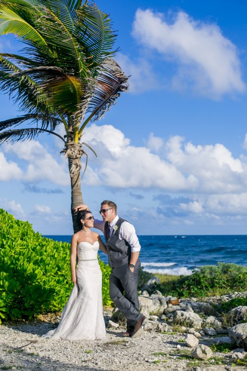 Katelyn Andrew beach wedding Grand Palladium riviera maya 03 11 500x750 - Katelyn & Andrew - Grand Palladium Resort