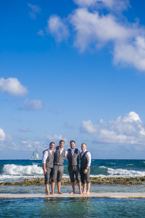 Katelyn Andrew beach wedding Grand Palladium riviera maya 03 9 500x750 - Katelyn & Andrew - Grand Palladium Resort