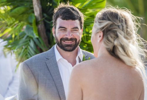 jessica brian beach wedding akiin beach club tulum 01 22 500x339 - Jessica & Brian - Ak'iin Beach Club