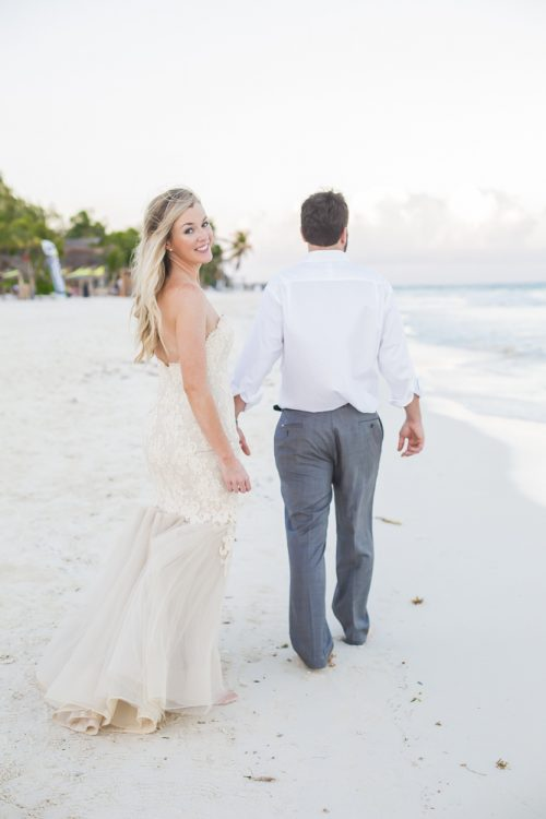 jessica brian beach wedding akiin beach club tulum 04 16 500x750 - Jessica & Brian - Ak'iin Beach Club