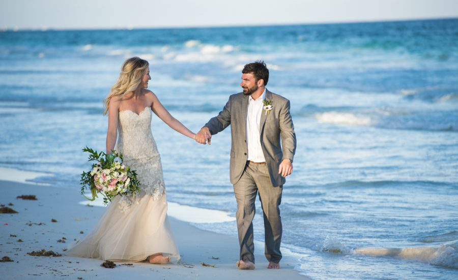 fun in the sun weddings gets published on destination wedding details!