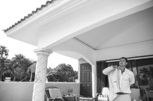 kayla logan beach wedding puerto aventuras mexico 01 11 500x333 - Kayla & Logan - Puerto Aventuras Private Villa