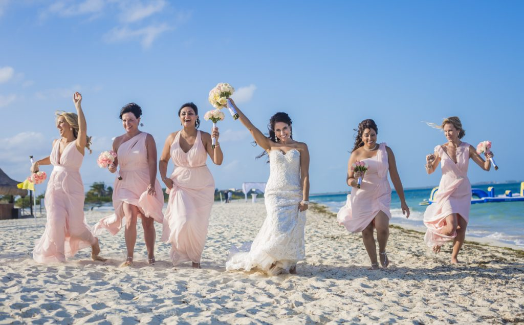 neesha mike beach wedding finest Playa mujeres cancun 02 23 1024x635 - 5 Beach Wedding Tips Every Bride Should Know
